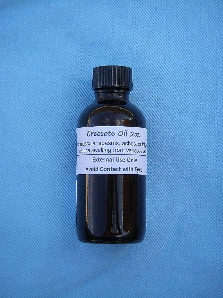 Creosote Oil Pathfinder S Herbal Remedies Pathfinder